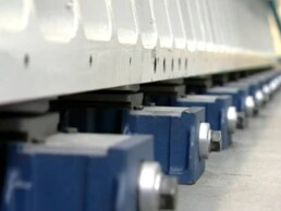 Nivellement de précision : Banc de Machine-Outil - Spinelli