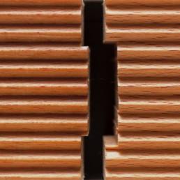 ANKE - Assemblage tasseaux par forme positiveo