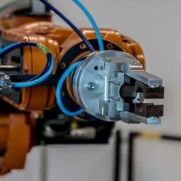 Pince robotique industrielle